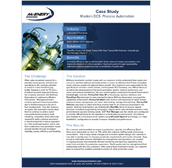 Download Modern DCS Process Automation Case Study